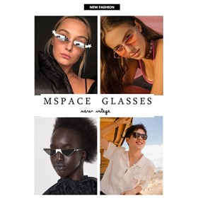 MSPACE - Солнцезащитные Очки NEW FASHION COLLECTION