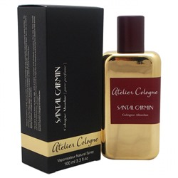 Atelier Cologne Santal Carmin Cologne Absolue 100ml ТЕСТЕР ОРИГИНАЛ