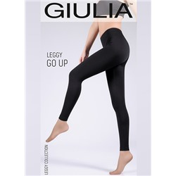 Леггинсы Giulia LEGGY GO UP 01 | Black (Черный)