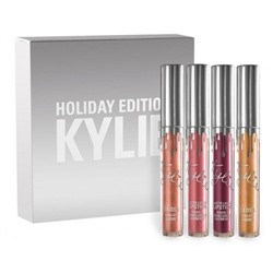 Kylie Holiday Edition, 4 шт