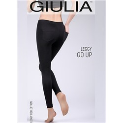 Леггинсы Giulia LEGGY GO UP 02 | Black (Черный)